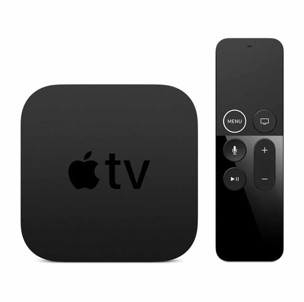 AppleTV streaming media