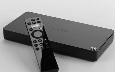 Caavo Control Center Universal Remote Control – This One's A Game Changer