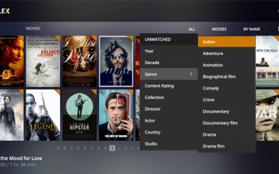 Bring The Cineplex Home With Plex Media Server