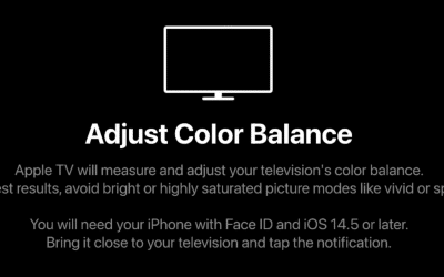 Apple TV Calibration – Do it like a pro?