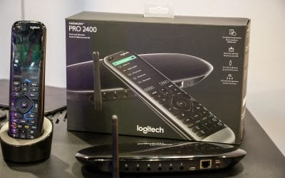 Logitech Harmony remote control – gone, but not forgotten?