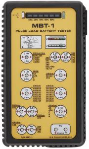 Pulse load battery tester